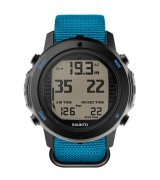 Декомпрессиметр D6i NOVO INSTRUCTOR BLUE ZULU, с интерфейсом USB SUUNTO